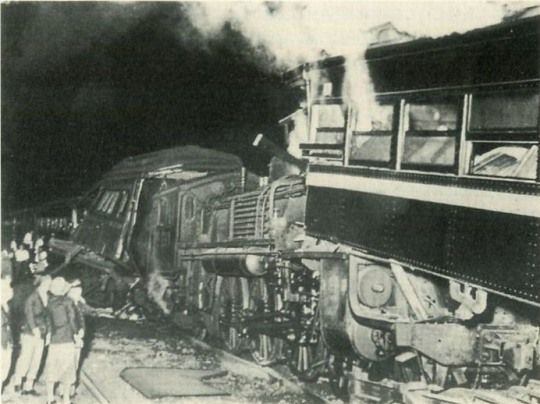 Okayama Station accident C51 - 日本の鉄道事故 (1949年以前) - Wikipedia