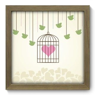 Quadro Decorativo - In Love - 009qdo