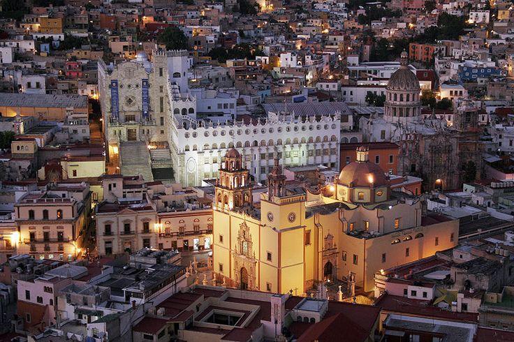 Cuidades Patrimonio de México y de la Humanidad - Taringa!Guanajuato,Mex