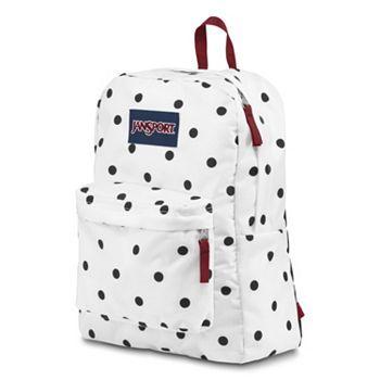 This JanSport Superbreak backpack is spot on for back-to-school. #Kohls101