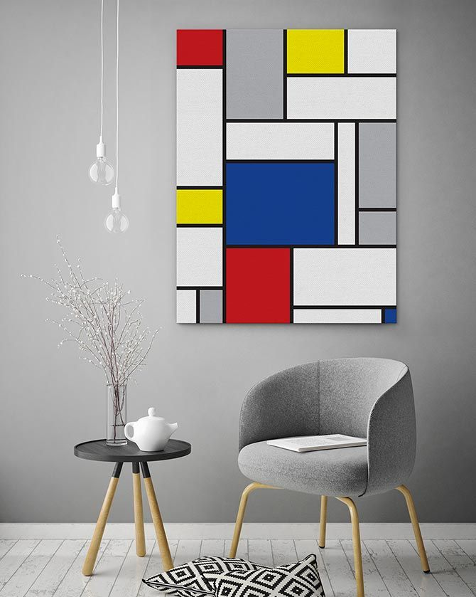 Clever Contradictions Interior Design Trends For 2018 Interior Design Art Interior Art Mondrian