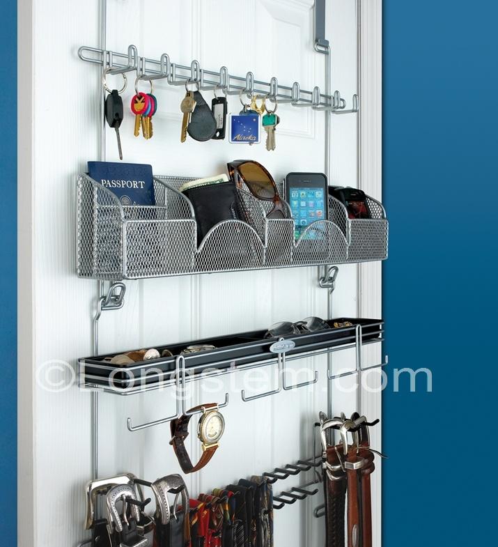 19 best longstem men 39 s accessory organizer images on for Mens closet organizer