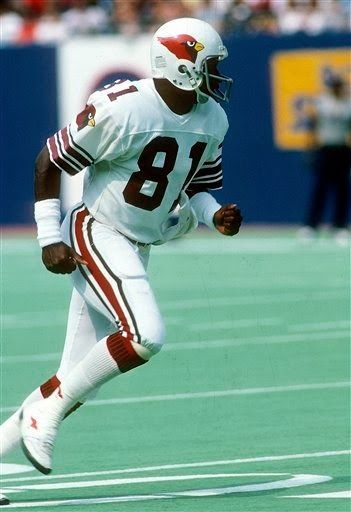 Former Cardinal Roy Green was a big-time triple threat as a wide receiver, defensive back and kickoff returner in the early 1980s.