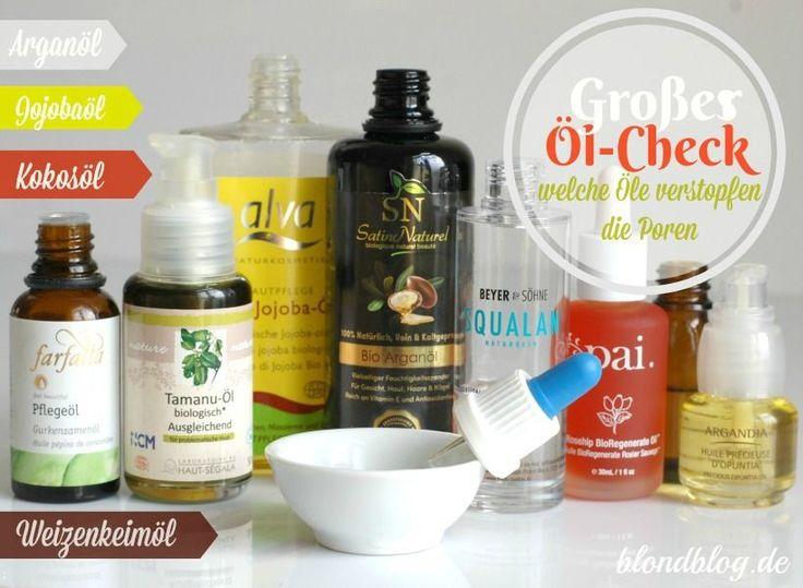 Das BESTE Gesichtsöl für deinen Hauttyp: 31 TOP Öle