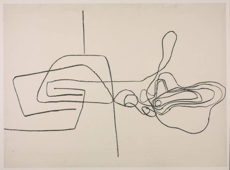 Victor Pasmore 'Points of Contact No. 3', 1965 © Tate