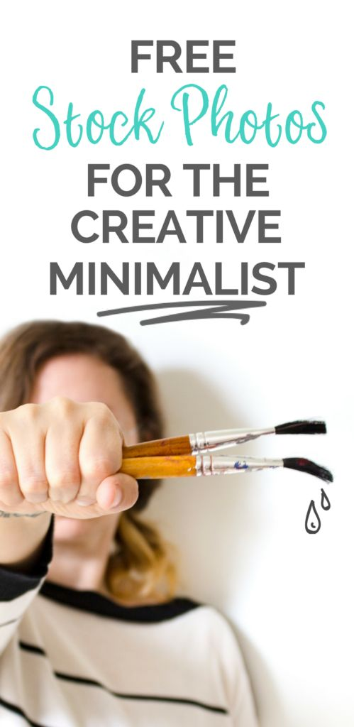 Free stock photos for the creative minimalist blogger