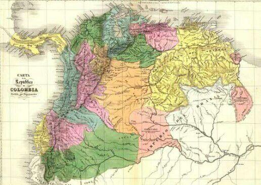 El 29/01/1830 José Antonio Páez lanzó una proclama que apuntaba a la separación de Venezuela de la Gran Colombia.
