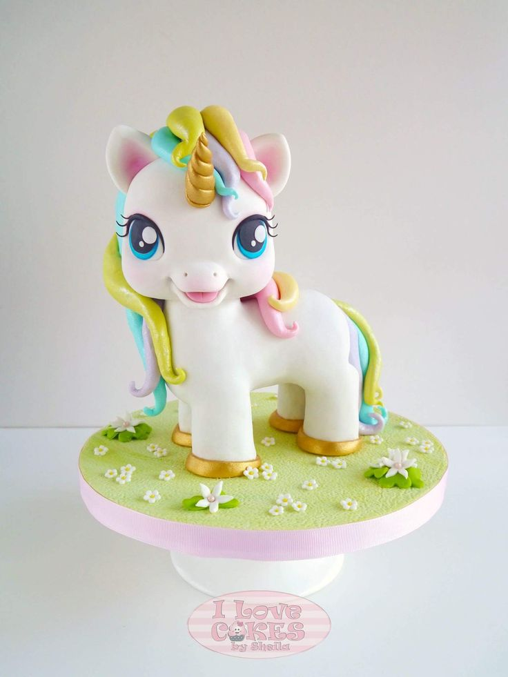 best images about My Little Pony Cakes on Pinterest  Little pony cake ...