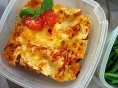 Sista receptet som jag visade i TV4. Detta måste ni bara prova, även om ni kanske är skeptiska. Min farmor som säger sig inte gilla varken tonfisk eller lasagne gillade det!!En god och grönsaksfyl...