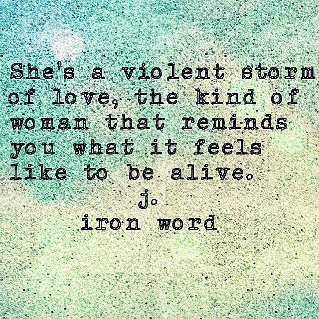 - j. iron word
