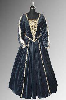 medieval clothing | Renaissance Costumes, Renaissance Clothing, Medieval Clothing ...