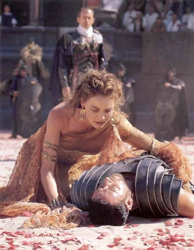 gladiator film review essays