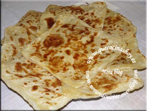 Cocina con Nora (cocina marroquí): Msemen o rghayef