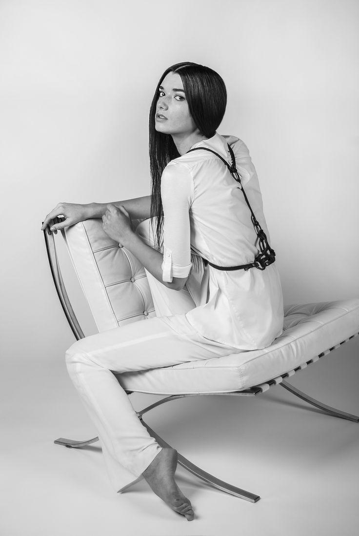 Photography: Niki Lazaridou Model: Chelsea CLICK Models of Boston, Inc. Artist: James Jackman DipAD, DipSIAD, ATC, OAS MUA: Karla Patricia Hair: Larysa Levchenko Styling: Irina Yeguy Video producer: Evan T. Perry