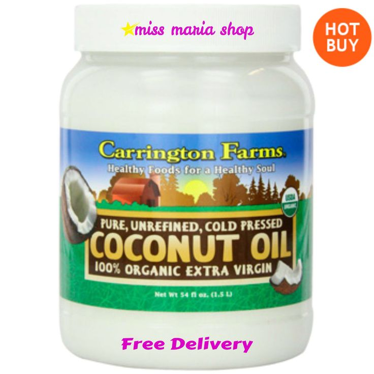 Organic Coconut Oil Extra Virgin Cooking Healthy Moisturiser Cold Pressed 1.5Ltr