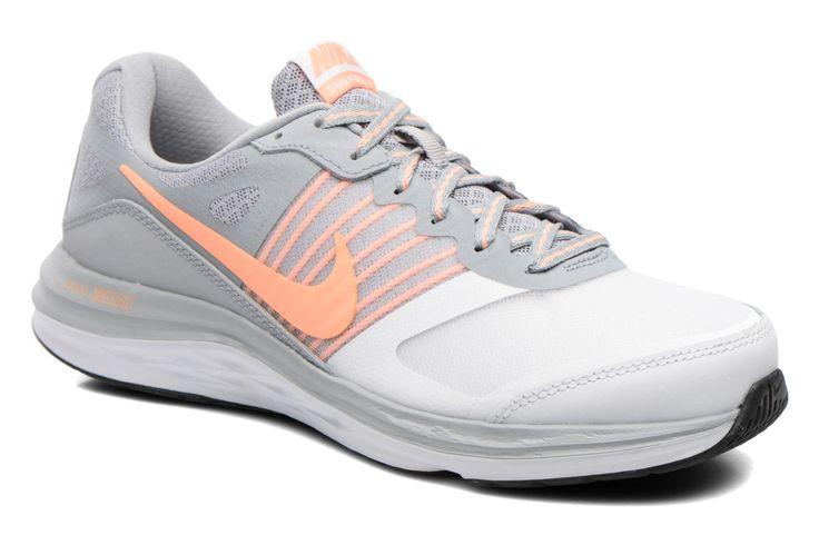 ¡Cómpralo ya!. Wmns Nike Dual Fusion X by Nike. ¡Envío GRATIS en 48hr! Zapatillas de deporte Nike (Mujer), disponible en 38 , deportivas, sport, deporte, deportivo, fitness, deportivos, deportiva, deporte, trainers, sporty, plimsoll, sportschuhe, tenis, chaussuressportives, sportive, deportivas. Deportivas  de mujer color gris de Nike.