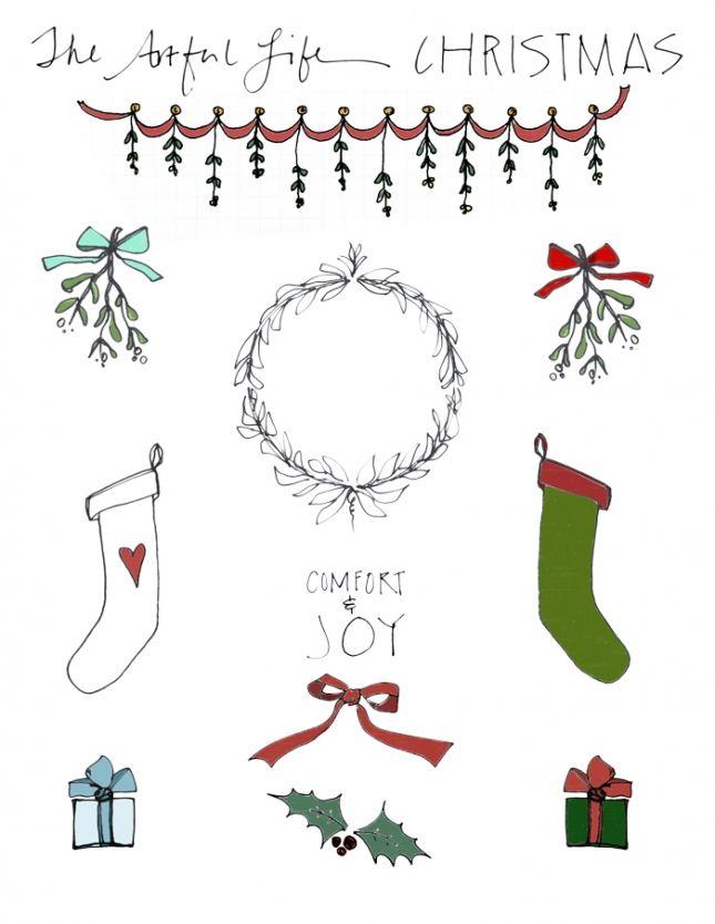 holiday clip art pinterest - photo #45