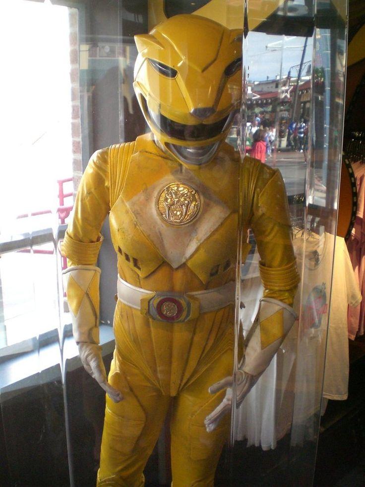 yellow ranger cosplay google search power ranger