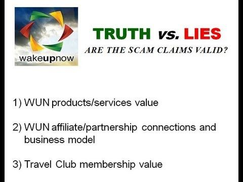 Wake Up Now Truth Vs Lies Is it a scam >> wake up now scam, wake up now review, wake up now --> http://www.youtube.com/watch?v=PHp6EOJBULw