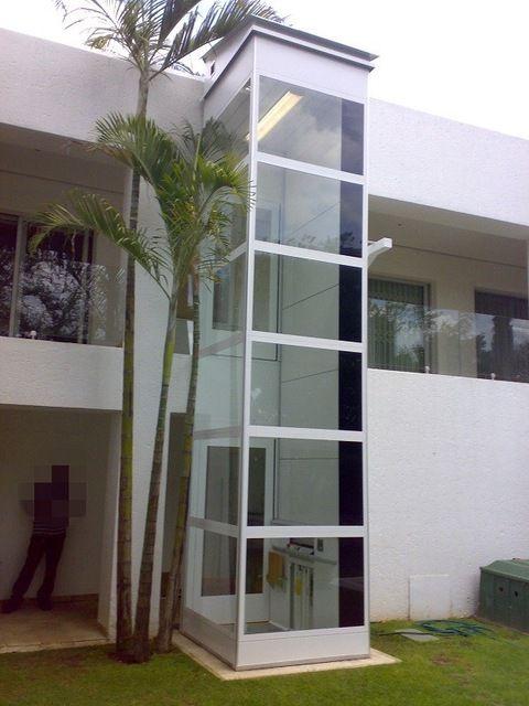 1000 ideias sobre elevador residencial no pinterest for 1 story elevator