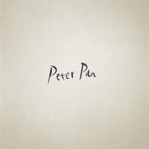 Peter Pan: | These Minimalist Illustrations Of Famous Names Are So Friggin' Cool