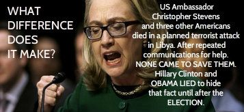 BENGHAZI COVER-UP: Clinton Emails Reveal Warnings from Amb. Stevens, Blumenthal Memo on YouTube Video | 5.21.15