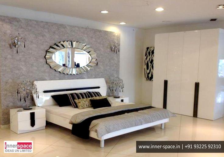 Customized #Bedroom understanding your needs.