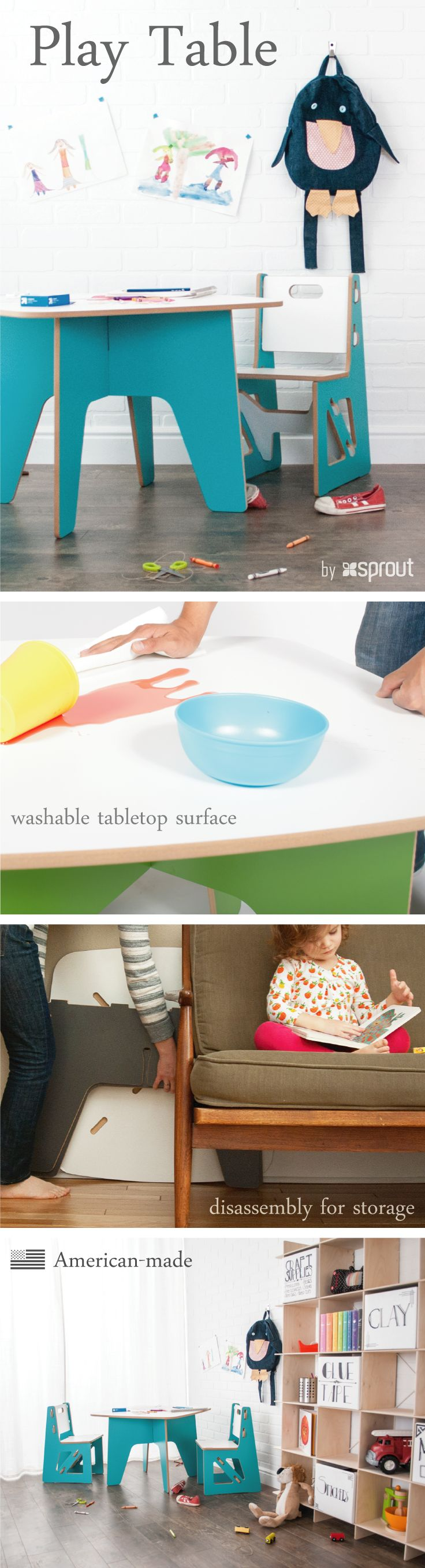 Best toddler table and chairs - Modern Kids Table And Chairs