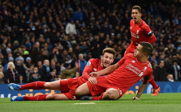 Liverpool's terrific trio: Lallana, Firmino and Coutinho