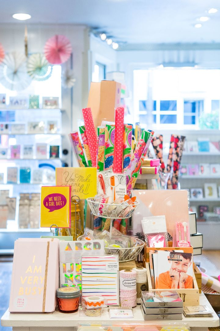 How to make your store a destination // Urbanic Paper Shop in Venice