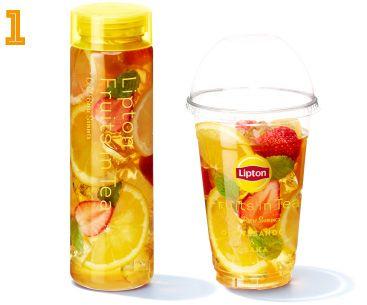"""期間限定Fruits in Tea専門店が、バージョンアップして今年もオープン!おいしさに""""食感""""を+するメニューが新しく仲間入り。紅茶に、あなたの好きをいれて、新しいおいしさに出会いませんか?"""