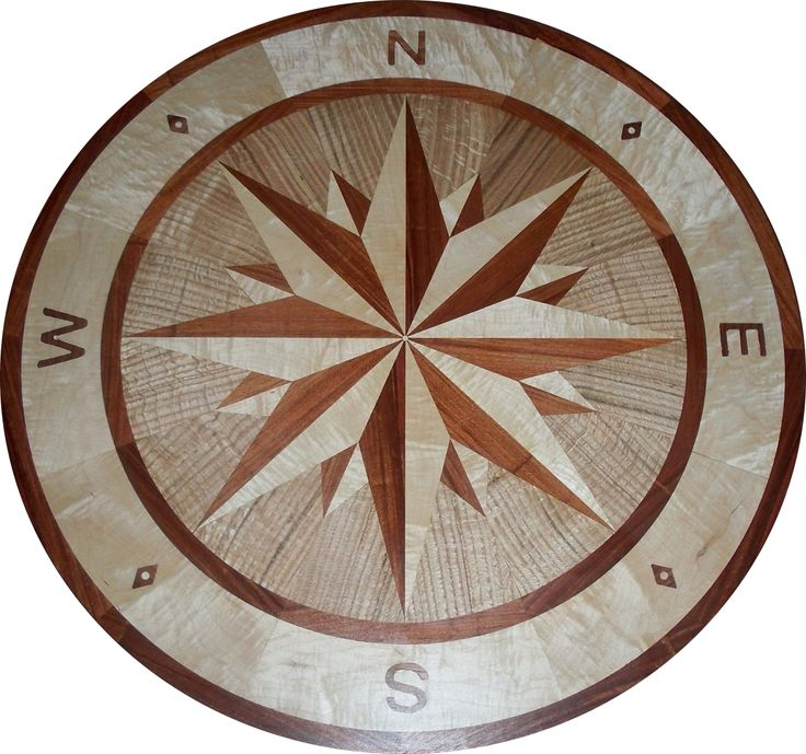 Compass Rose Floor Tile : Best images about compass rose on pinterest
