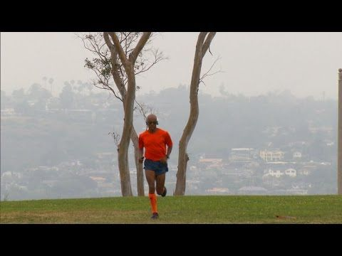 Meb Keflezighi, marathon runner - YouTube CBS Good Morning