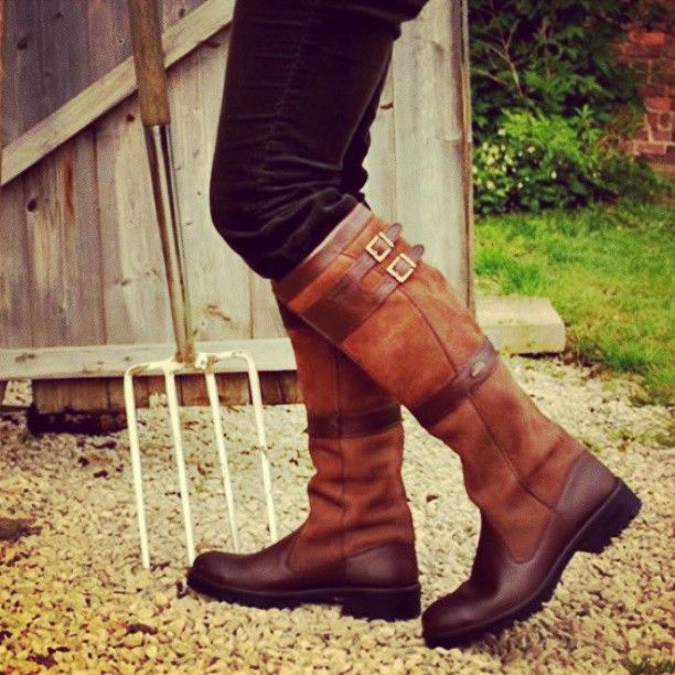 The new Longford style Dubarry Boot. www.dubarry.com