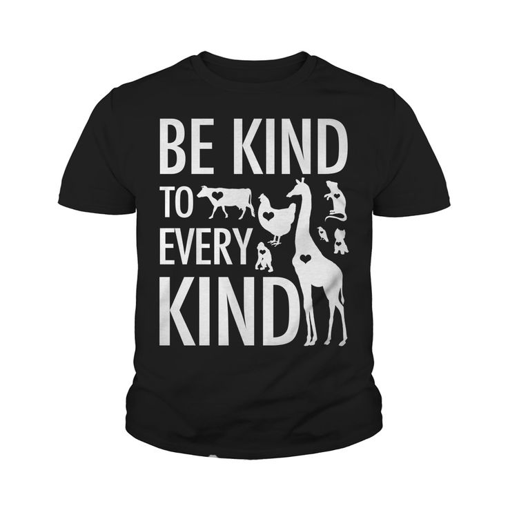 Be Kind to Every Kind- Vegan Vegetarian Animal Lover Shirt #gift #ideas #Popular #Everything #Videos #Shop #Animals #pets #Architecture #Art #Cars #motorcycles #Celebrities #DIY #crafts #Design #Education #Entertainment #Food #drink #Gardening #Geek #Hair #beauty #Health #fitness #History #Holidays #events #Home decor #Humor #Illustrations #posters #Kids #parenting #Men #Outdoors #Photography #Products #Quotes #Science #nature #Sports #Tattoos #Technology #Travel #Weddings #Women
