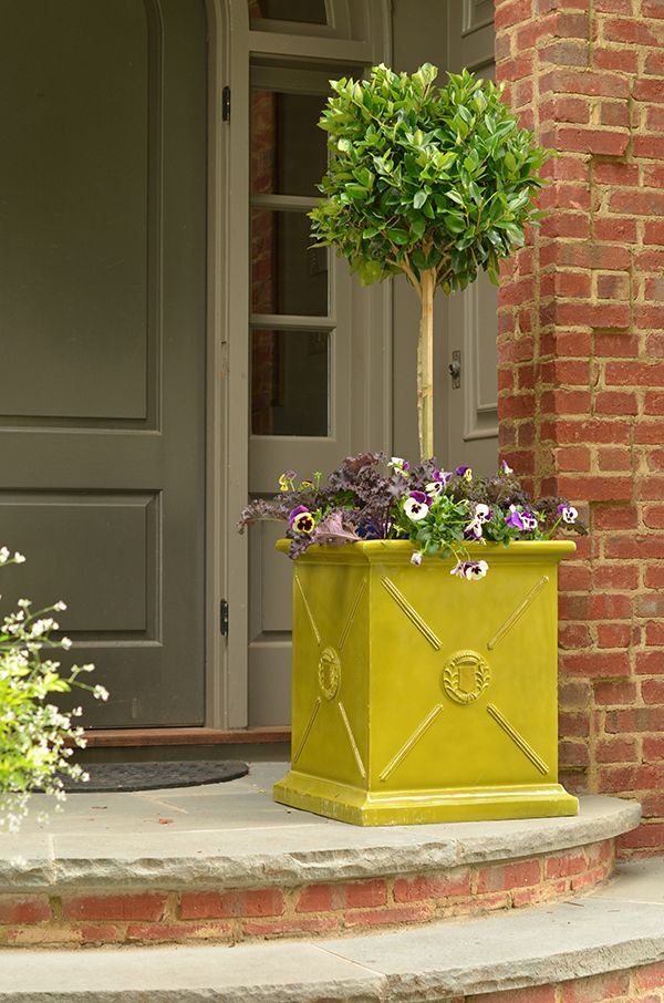 4 Festive Ideas for Fall Container Gardening: Garden Planters, Decor, Outdoor Garden, 508 Ideas, Fall Container Gardens, Porch Ideas, Container Gardening, Front Porches, Garden Outdoor Prettiness