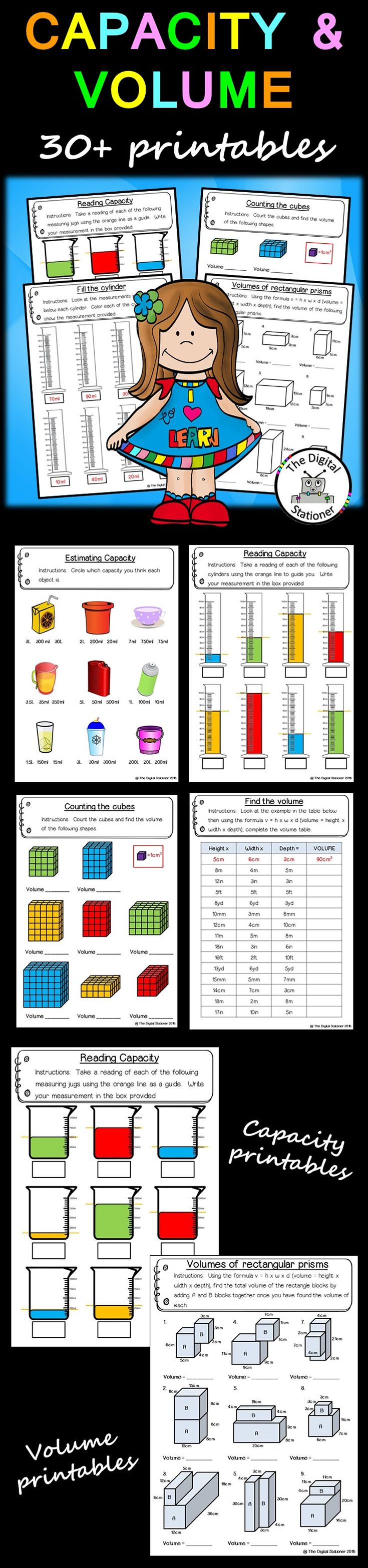The 55 best My TPT Maths Resources images on Pinterest   Maths ...