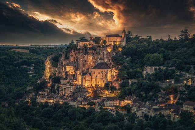Ροκαμαντούρ, Γαλλία