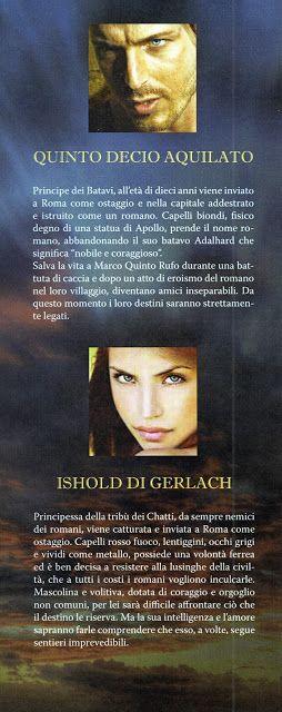 Sognando tra le Righe: ROMA 42 D.C. Cuore nemico     Adele Vieri Castella...
