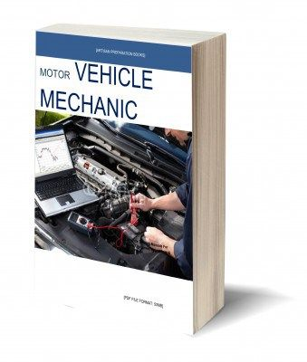 Motor Vehicle Mechanic Trade Training Manual