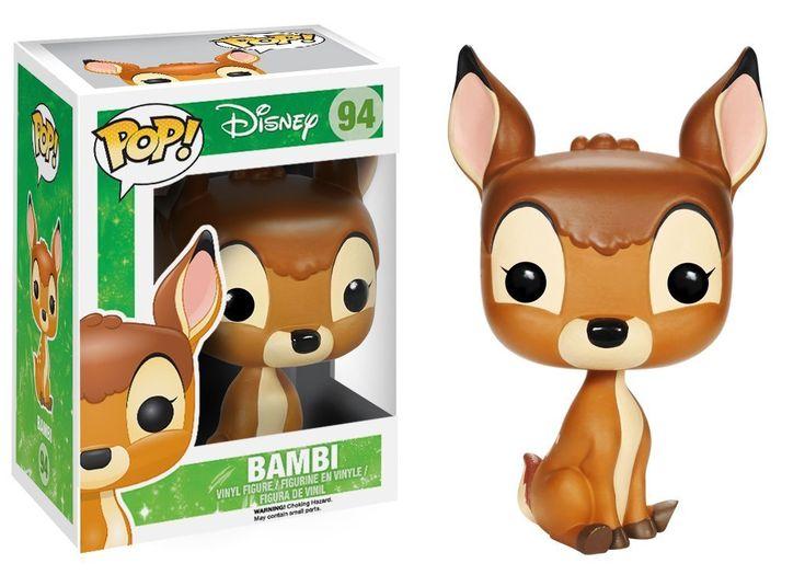 Amazon.com: Funko POP Disney: Bambi Action Figure: Toys & Games