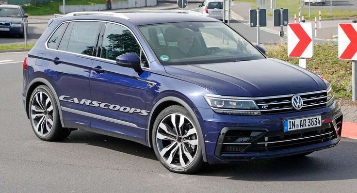 Spy shots reveal Volkswagen might be using Tiguan R as a test mule for the upcoming Audi RS Q3 http://ift.tt/2yPPj9S  Source: YouTube  Volkswagen was recently seen testing the prototype version of the Tiguan R at the Nurburgring and lately they were seen testing the Tiguan R. But it's not what it looks like. Volkswagen Tiguan R is just a test mule for the upcoming Audi RS Q3. If you look closely you might see a hint of Audi elements being used on the mule car with features like wide oval…