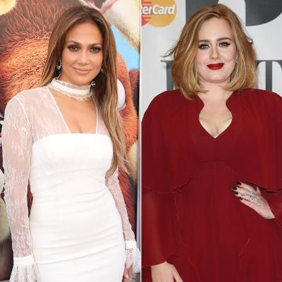 Hot: Watch Jennifer Lopez Have a Blast at Adele's Concert