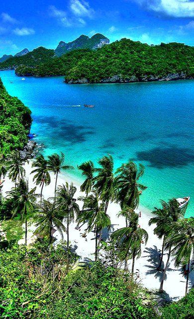 Island Paradise, Thailand. #thailand #travel #tour #vacation #holiday #destination #beautiful