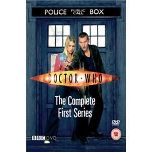Doctor Who (New Series): Complete Series 1 Box Set (5 Discs)