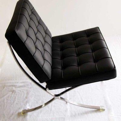 Replica Barcelona Leather Chair