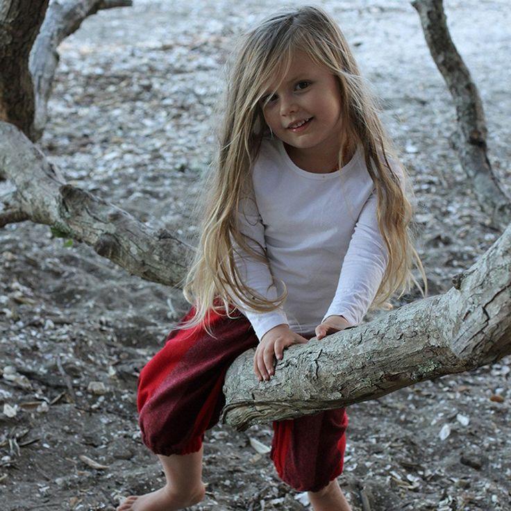 Tree Climbing Pantaloons - Twig + Tale  - Digital PDF Download - 1
