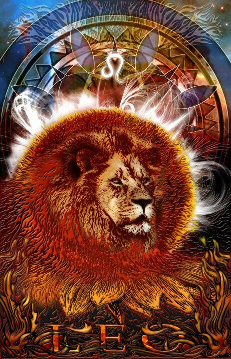 Zodiac Series: Leo - Benjamin Higbee ©2015