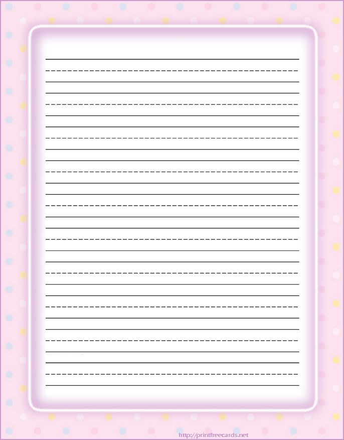 free printable stationery, free online writing paper