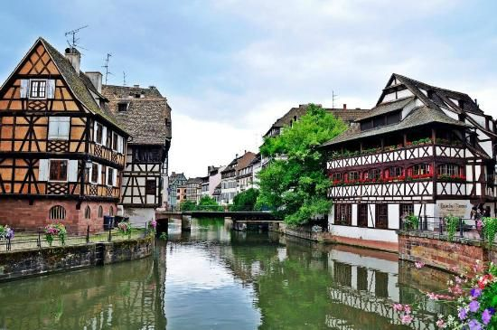 46 best nice place to relax images on pinterest architecture landscapes and nature - Bureau change strasbourg ...